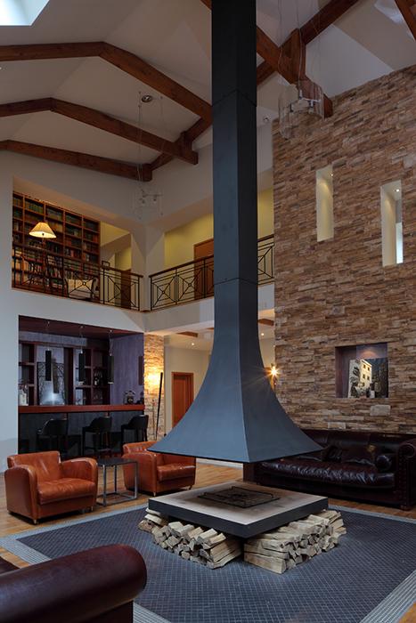 Фото № 28862 гостиная  Загородный дом