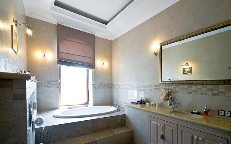 интерьер ванной - фото № 28934