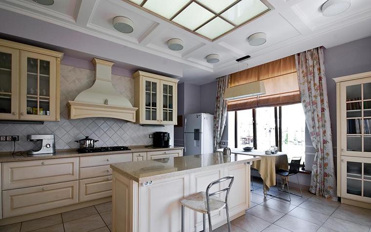 Загородный дом. кухня из проекта , фото №28927