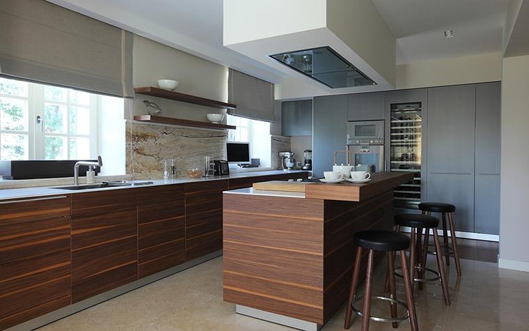 Фото № 28951 кухня  Загородный дом