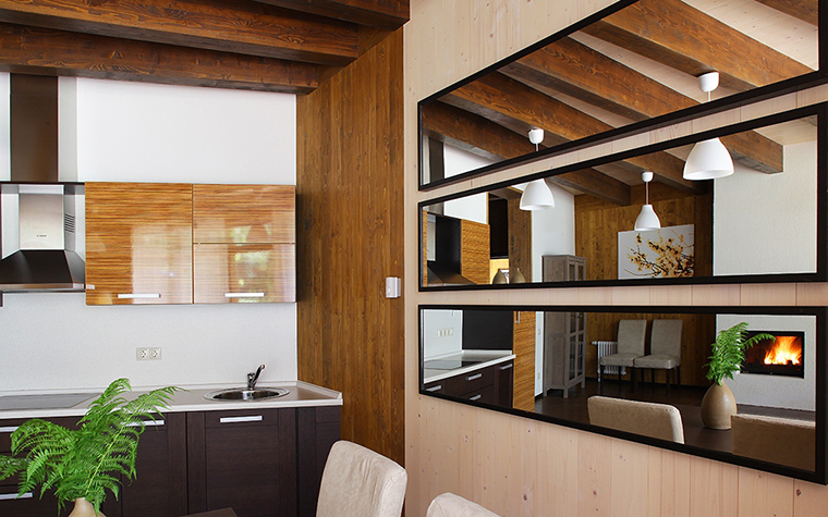 интерьер кухни - фото № 29073