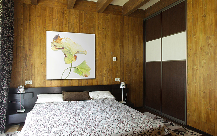 интерьер спальни - фото № 29079