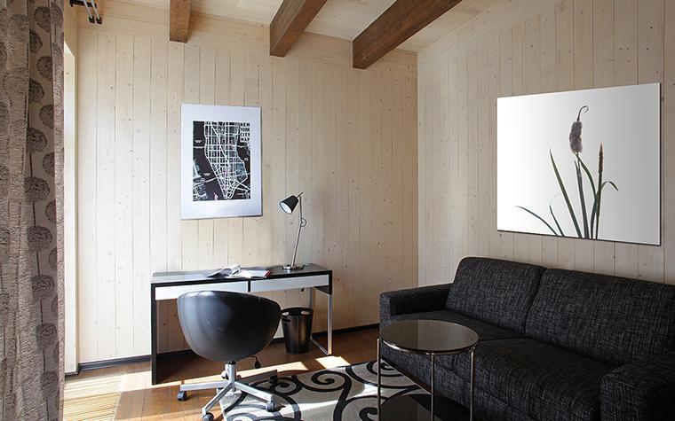 интерьер кабинета - фото № 29077