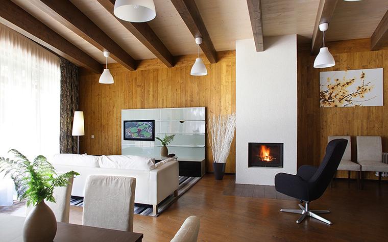 интерьер гостиной - фото № 29069