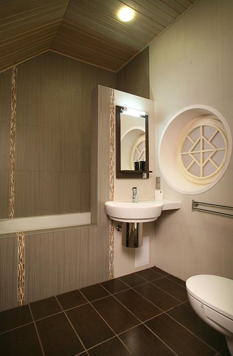 Фото № 29097 ванная  Загородный дом