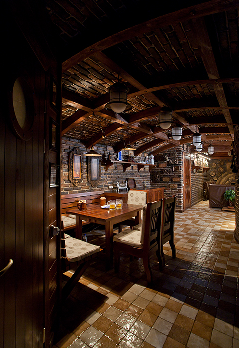 Загородный дом. комната отдыха из проекта , фото №29417