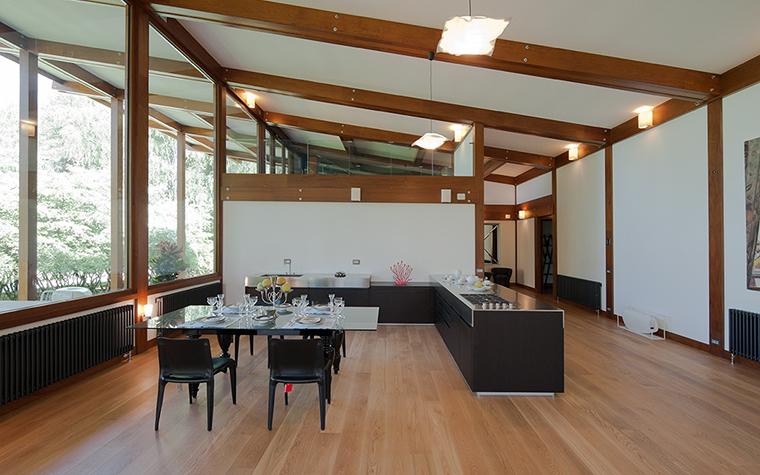 Фото № 29129 кухня  Загородный дом