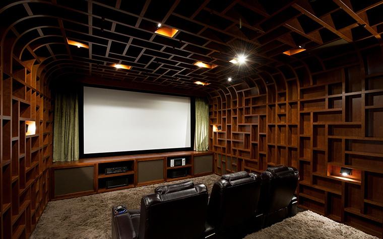 Фото № 29326 домашний кинотеатр  Загородный дом