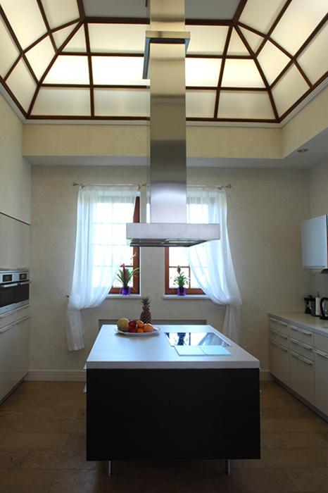 интерьер кухни - фото № 29252