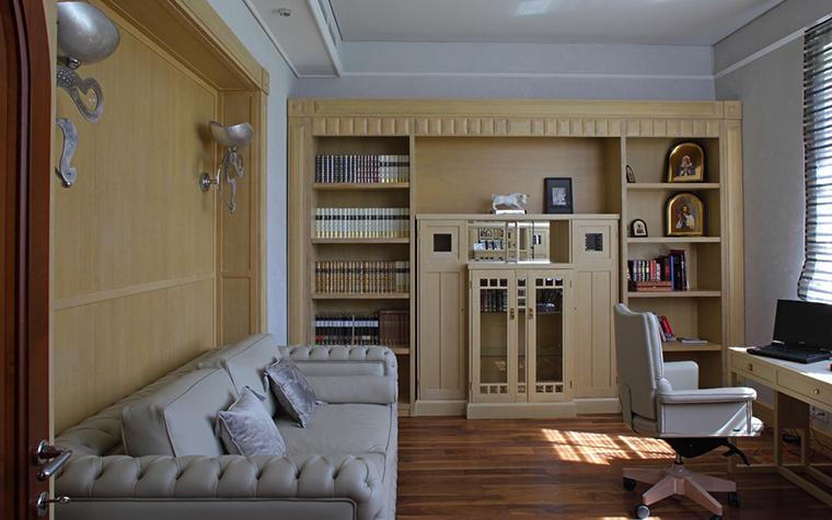 интерьер кабинета - фото № 29254
