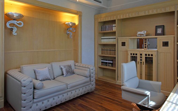 интерьер кабинета - фото № 29255