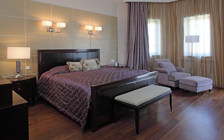 интерьер спальни - фото № 29256