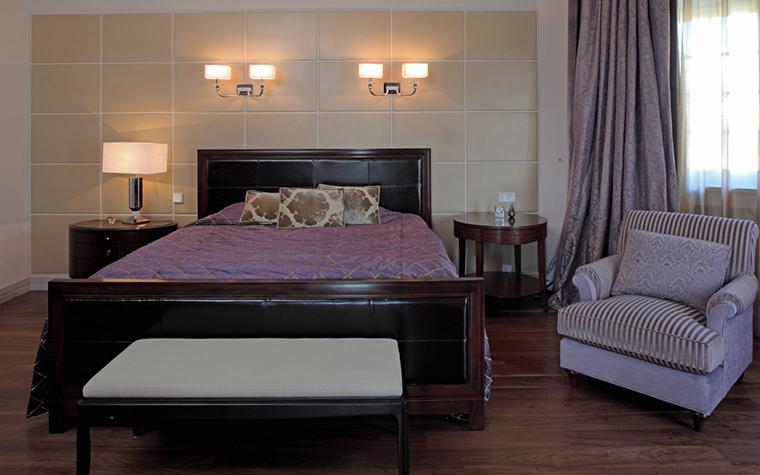 интерьер спальни - фото № 29257