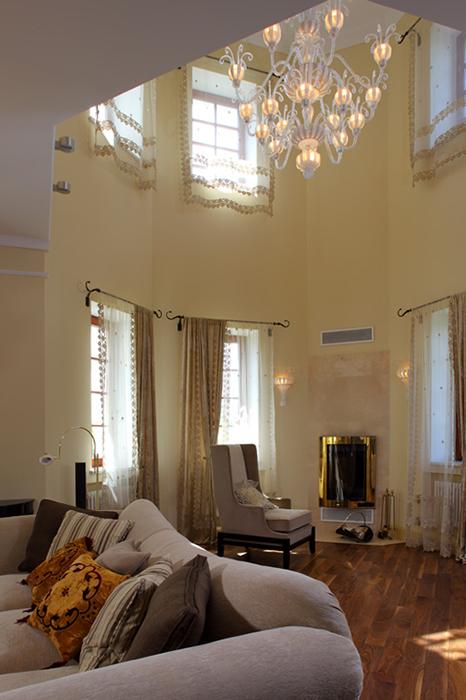интерьер гостиной - фото № 29244