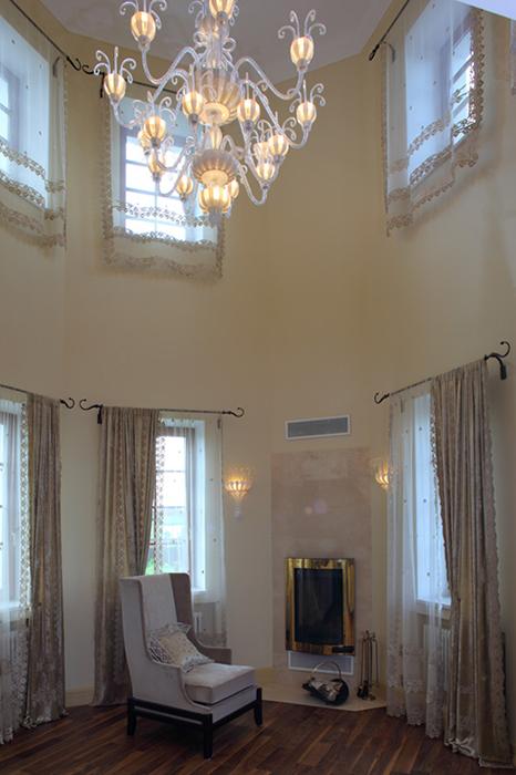 интерьер гостиной - фото № 29245