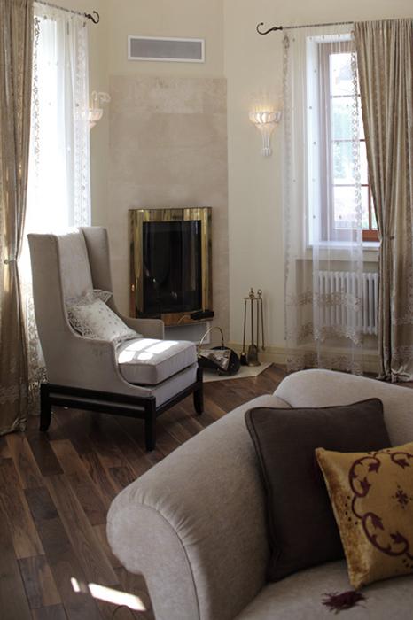 интерьер гостиной - фото № 29246