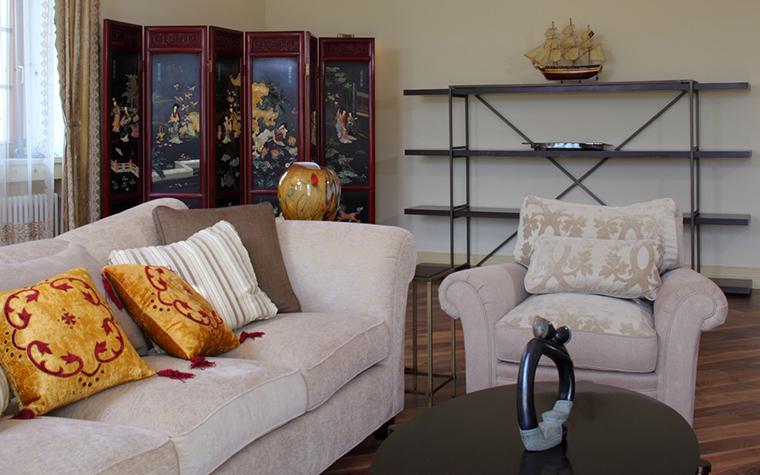 интерьер гостиной - фото № 29247