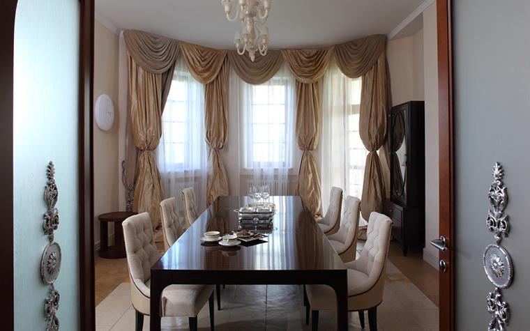 интерьер столовой - фото № 29248