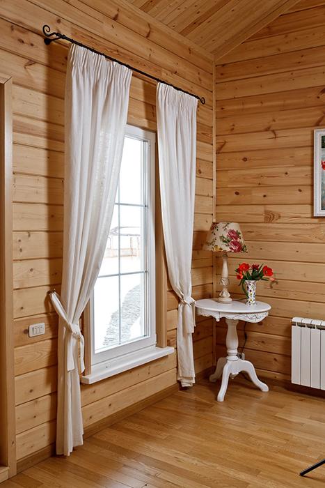 Загородный дом. холл из проекта , фото №29314
