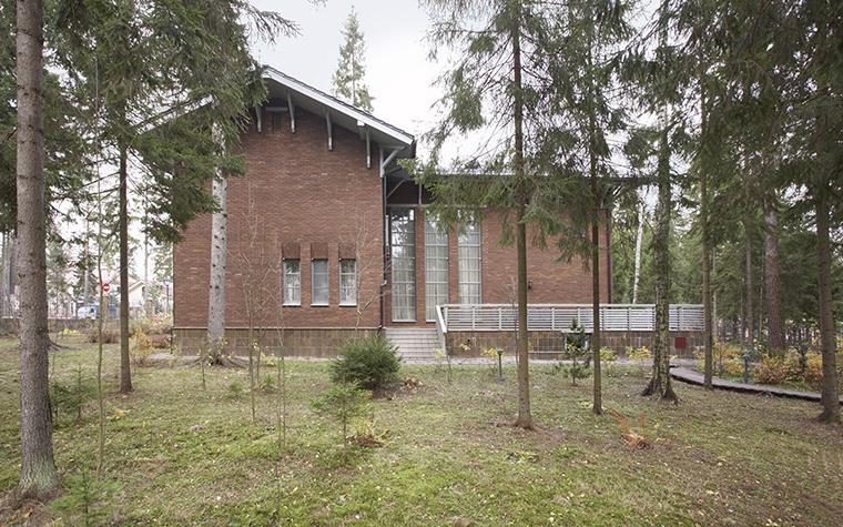 Загородный дом. фасад из проекта , фото №29322