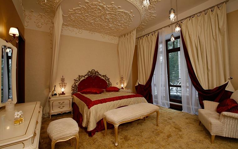 интерьер спальни - фото № 29370