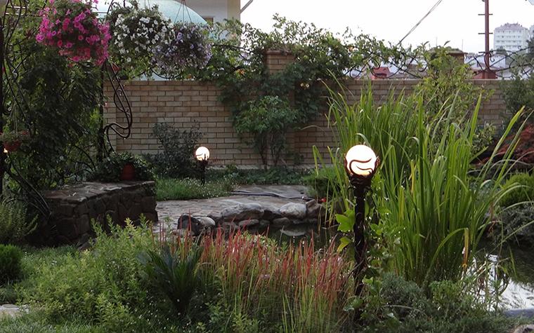 Загородный дом. участок из проекта , фото №29596