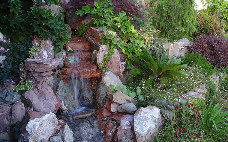 Загородный дом. водоем из проекта , фото №29587