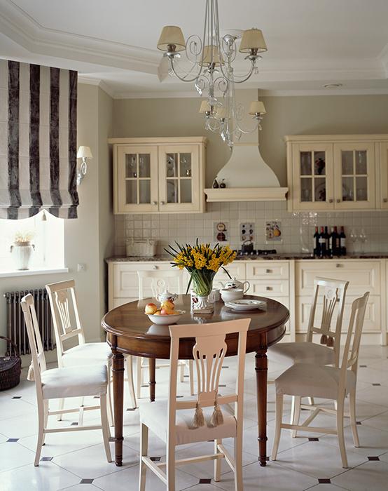 Загородный дом. кухня из проекта , фото №29679