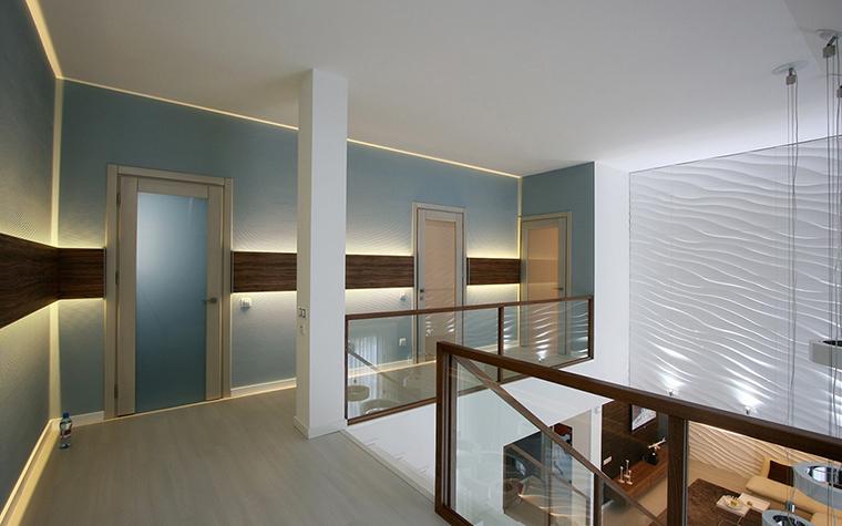 Загородный дом. холл из проекта , фото №29745