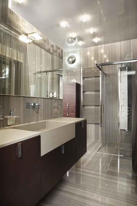 Фото № 29788 ванная  Загородный дом