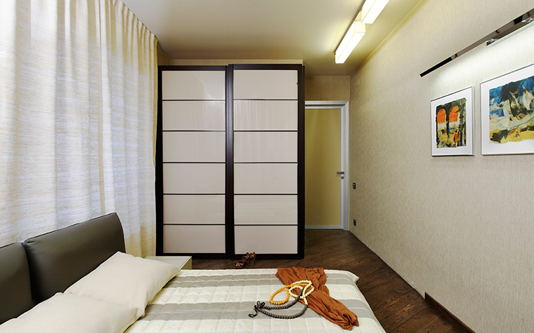 интерьер спальни - фото № 29772
