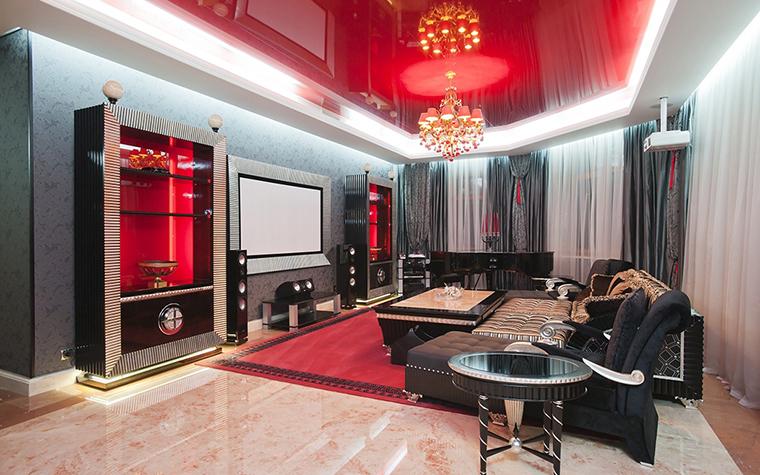 интерьер гостиной - фото № 29801