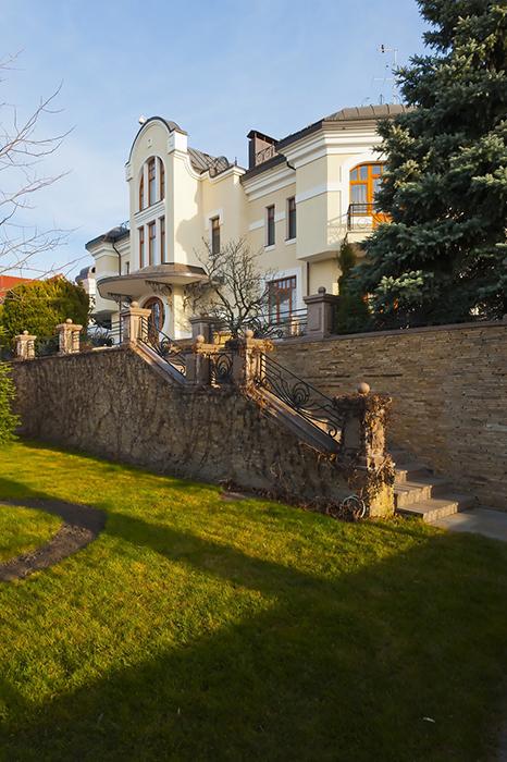 Загородный дом. фасад из проекта , фото №29795