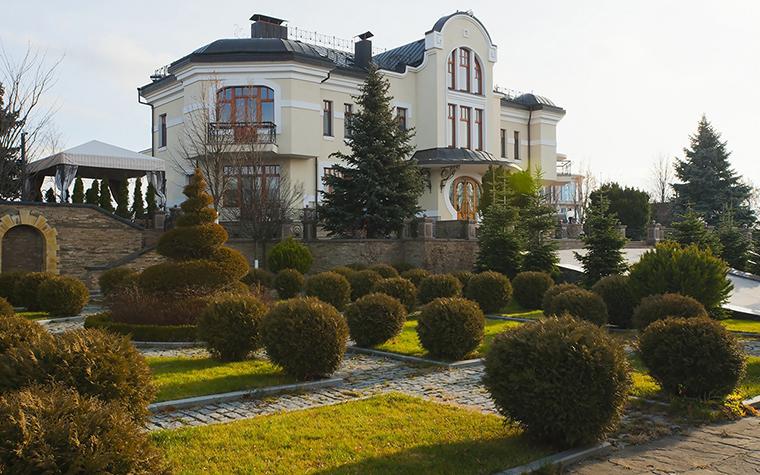 Загородный дом. фасад из проекта , фото №29796