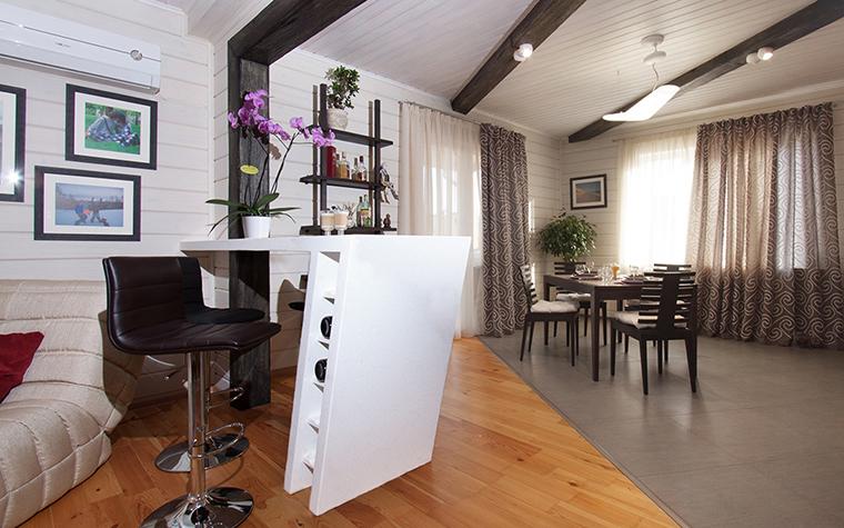 Фото № 29846 гостиная  Загородный дом