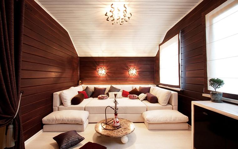 интерьер гостиной - фото № 29842
