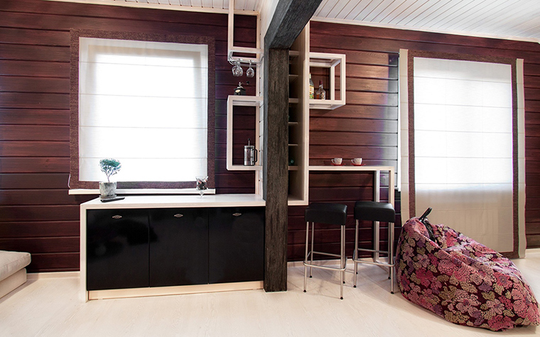 интерьер гостиной - фото № 29843