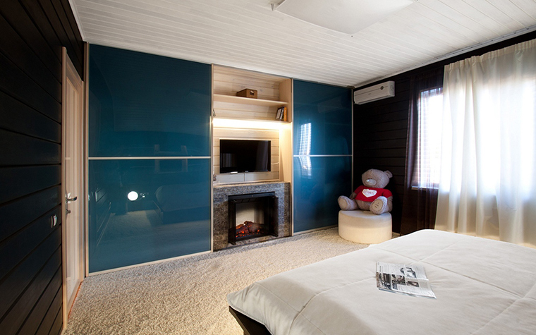 интерьер спальни - фото № 29853