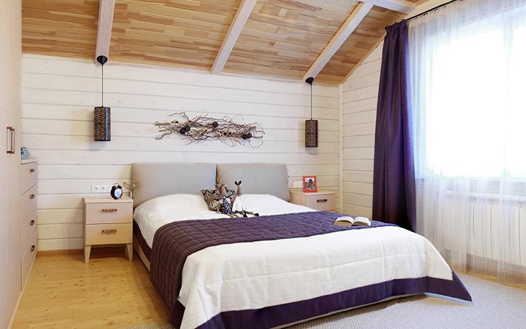 Фото № 29854 спальня  Загородный дом