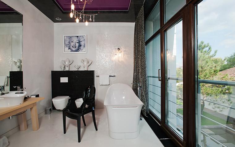 интерьер ванной - фото № 30289
