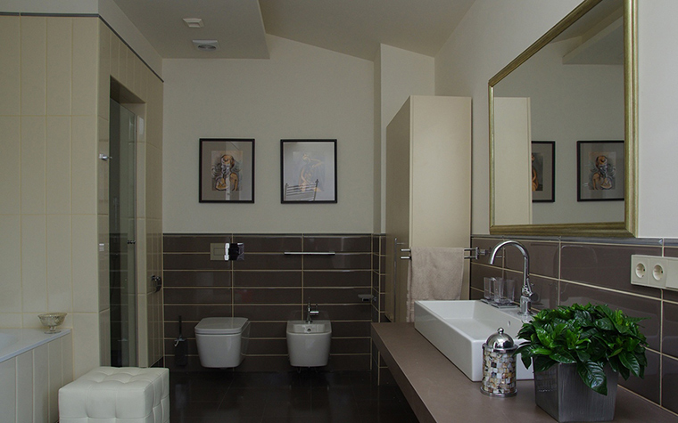 Фото № 30351 ванная  Загородный дом