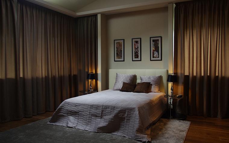 интерьер спальни - фото № 30348