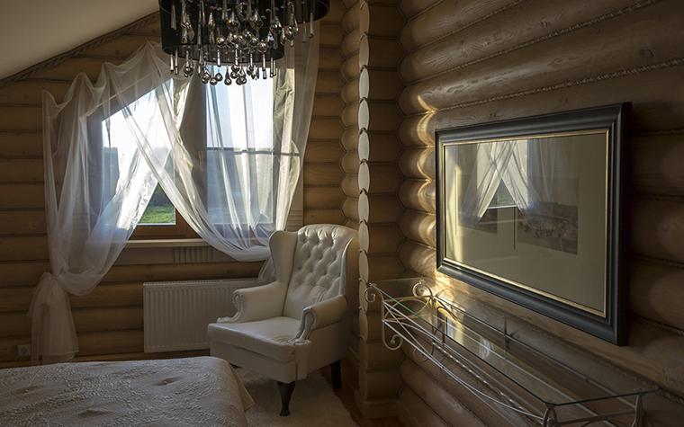 Фото № 30417 спальня  Загородный дом