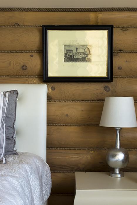 Фото № 30419 спальня  Загородный дом