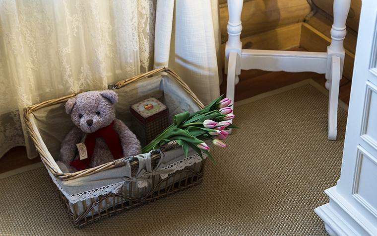 Фото № 30444 гостиная  Загородный дом