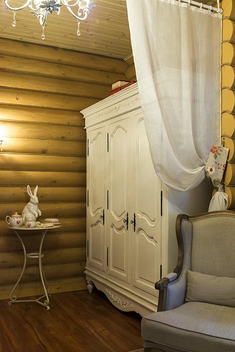 Фото № 30445 гостиная  Загородный дом