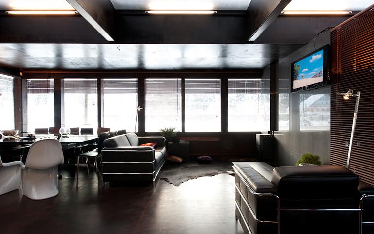интерьер гостиной - фото № 38282