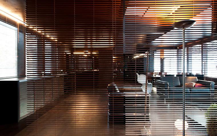 интерьер гостиной - фото № 38305