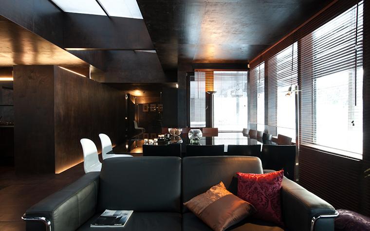 интерьер гостиной - фото № 38283