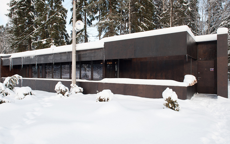 Загородный дом. фасад из проекта , фото №38288